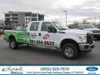 2014 Ford F-350 Super Duty Truck Crew Cab V-8 cyl