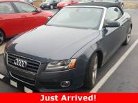 Used 2011 Audi A5 For Sale at Harper Maserati | VIN: WAULFAFHXBN004770