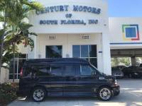 2005 Chevrolet Express Cargo Van YF7 Upfitter Hightop Conversion Van Leather DVD