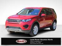 Used 2017 Land Rover Discovery Sport SE in Houston