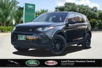 Used 2016 Land Rover Discovery Sport SE in Houston