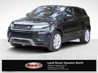 Certified 2018 Land Rover Range Rover Evoque HSE Dynamic in Houston