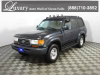 Pre-Owned 1995 Toyota Land Cruiser SUV for Sale in Sioux Falls near Brookings
