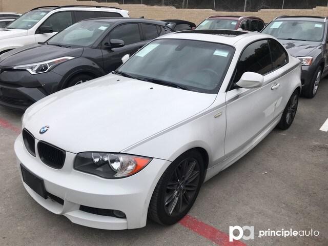 Photo 2011 BMW 1 Series 128i w M Sport Coupe in San Antonio
