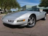 1996 Chevrolet Corvette Convertible Collector Edition