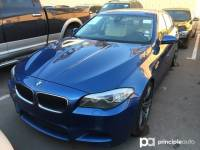 2013 BMW M5 w/ Executive/Driving Assist Sedan in San Antonio