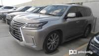 2017 LEXUS LX LX 570 SUV in San Antonio