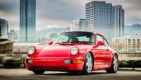 1991 Porsche 911 Carrera 2 Price: $65,000