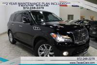 2013 Infiniti QX56 for sale in Carrollton TX