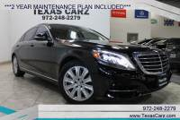 2015 Mercedes-Benz S 550 for sale in Carrollton TX