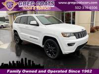 2017 Jeep Grand Cherokee 4WD 4dr High Altitude