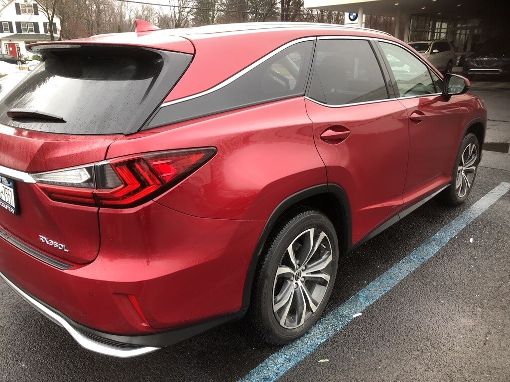 Photo Used 2019 LEXUS RX 350L For Sale in Albany, NY
