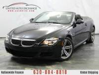 2010 BMW M6 5.0L V10 Engine / RWD / Coupe CONVERTIBLE / Navigation / Parking Aid