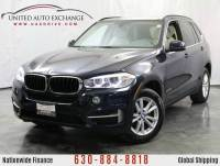 2015 BMW X5 xDrive35i / 3.0L 6-Cyl / AWD xDrive / Sunroof / Navigation / Bluetooth / Parking Aid with Rear View Camera