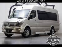 2019 Mercedes-Benz Sprinter Cargo Van 3500 HIGH ROOF MIDWEST PASSAGE 170EXT MD4 LOUNGE