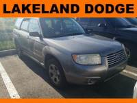 Pre-Owned 2006 Subaru Forester 2.5 X