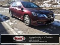 Pre-Owned 2015 Honda Accord EX-L V-6 Sedan in Denver