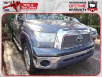 2007 Toyota Tundra 2WD CrewMax Short Bed 5.7L SR5