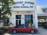1990 Jaguar XJS Clean CarFax Power Convertible Top Leather Heated Seats