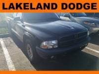 Pre-Owned 2002 Dodge Dakota Sport