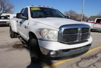 2008 Dodge Ram 3500 Laramie for sale in Tulsa OK
