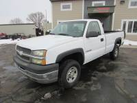 Used 2003 Chevrolet 2500 4x4 Reg-Cab Pickup Truck