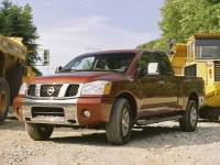 Used 2007 Nissan Titan For Sale in Bend OR | Stock: N231141