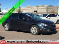Used 2016 Chevrolet Cruze Limited For Sale | Peoria AZ | Call 602-910-4763 on Stock #20286A