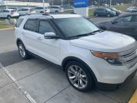 Pre-Owned 2011 Ford Explorer Limited SUV