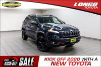 Used 2016 Jeep Cherokee 4WD Trailhawk in El Monte