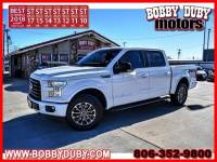 2017 Ford F-150 XLT - Ford dealer in Amarillo TX – Used Ford dealership serving Dumas Lubbock Plainview Pampa TX