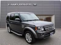 2016 Land Rover LR4 HSE LUX 4WD HSE LUX *Ltd Avail*