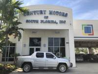2006 Honda Ridgeline RTL with MOONROOF & NAVIGATION Leather 1 Owner Clean CarFax
