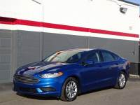 Used 2017 Ford Fusion For Sale at Huber Automotive   VIN: 3FA6P0H7XHR251438