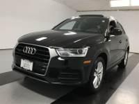Used 2017 Audi Q3 For Sale at Burdick Nissan | VIN: WA1ECCFS8HR009456