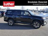 Pre-Owned 2014 Toyota 4Runner 4WD 4dr V6 Limited (GS)
