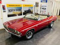 1969 Chevrolet Chevelle - SUPER SPORT CONVERTIBLE - BUILT IN CANADA - 4 SPEED -
