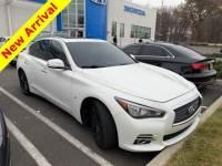 2015 INFINITI Q50 4dr Sdn RWD Sedan
