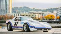 1969 Chevrolet Corvette Race Car Call for price