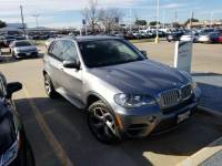 Pre-Owned 2013 BMW X5 xDrive35d AWD 4dr SUV