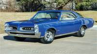 1966 Pontiac GTO 389 Tri Power Excellent Restoration