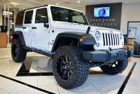 2016 Jeep Wrangler Unlimited EMC Custom Lifted Sport S