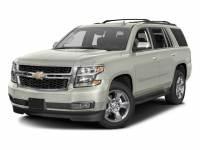 2016 Chevrolet Tahoe LT - Chevrolet dealer in Amarillo TX – Used Chevrolet dealership serving Dumas Lubbock Plainview Pampa TX