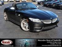 Pre-Owned 2011 BMW Z4 sDrive35is Roadster