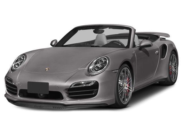 Photo 2015 Porsche 911 Turbo S Cabriolet
