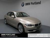 Pre-Owned 2014 BMW 3 Series 4dr Sdn 328i xDrive AWD Car in Portland