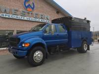2000 Ford F750 Service Truck