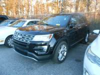 Pre-Owned 2016 Ford Explorer Limited SUV