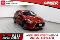 Certified Used 2020 Toyota Yaris Hatchback LE Automatic in El Monte