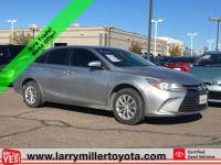 Certified 2017 Toyota Camry For Sale | Peoria AZ | Call 602-910-4763 on Stock #20548A